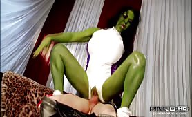Avengers XXX: A Porn Parody hulk donna fotte forte
