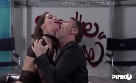 Malena la Pugliese in orgia a tre con Rocco e Kelly