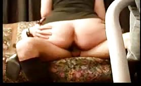 Casalinga troia matura e cicciona sfondata dal suo amante