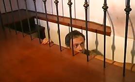 Kathia Nobili, giovane figlia ritrovata gode in porno incesto