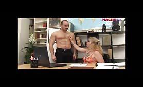 Rita conti - Pompino in ufficio