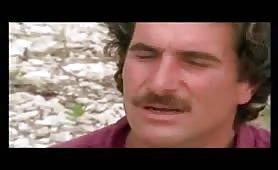 Porno classico interraziale anni `80 ripreso dal film Sesso nero