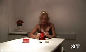 Shadow, la mamma tettona che seduce il giovane figlio in porno incesto