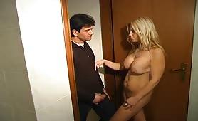 Clarissa Salvi (bruni) - Zia porcella in orgia